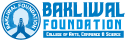 Bakliwal Foundation : College of Art, Science and Commerce